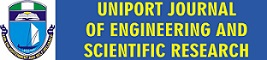 Uniport Journal of Engineering and Scientific Research (UJESR)